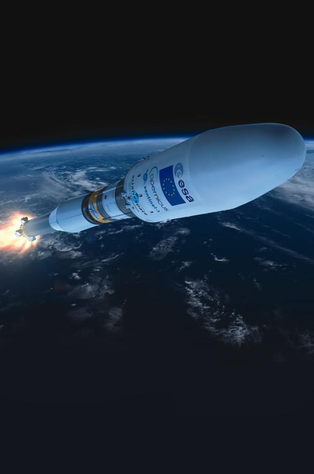 ESA Launch